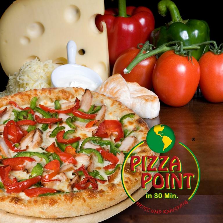 Pizza Karibik