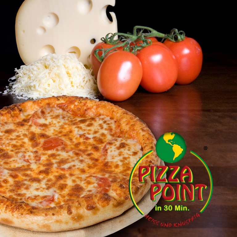 Pizza Margarita Extra