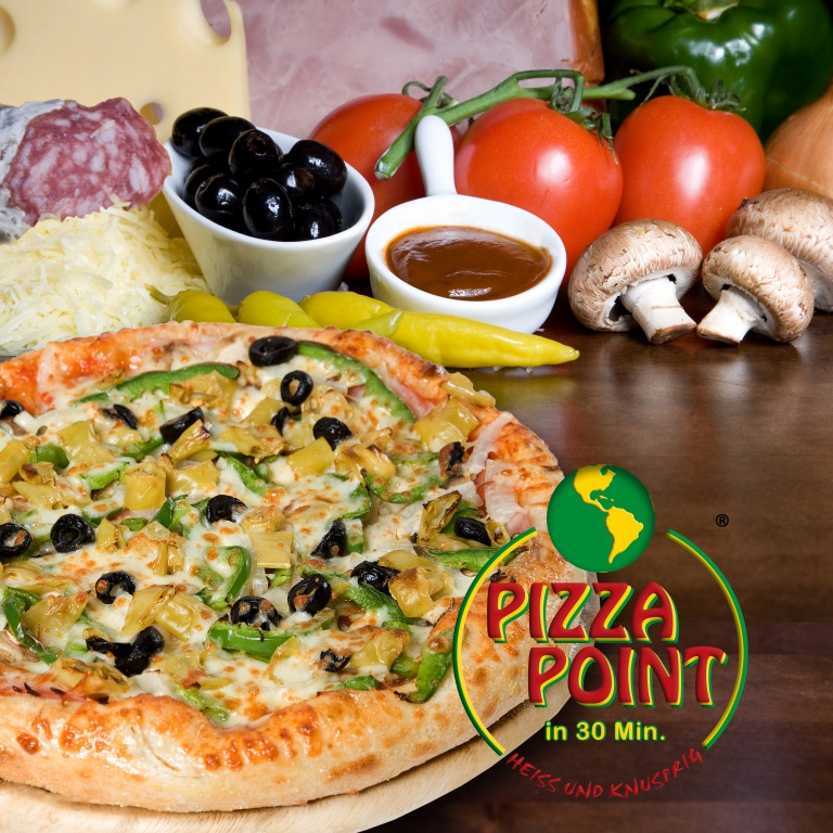 Pizza Pizza Point