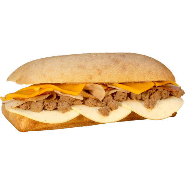 Point Barbecue Sandwich