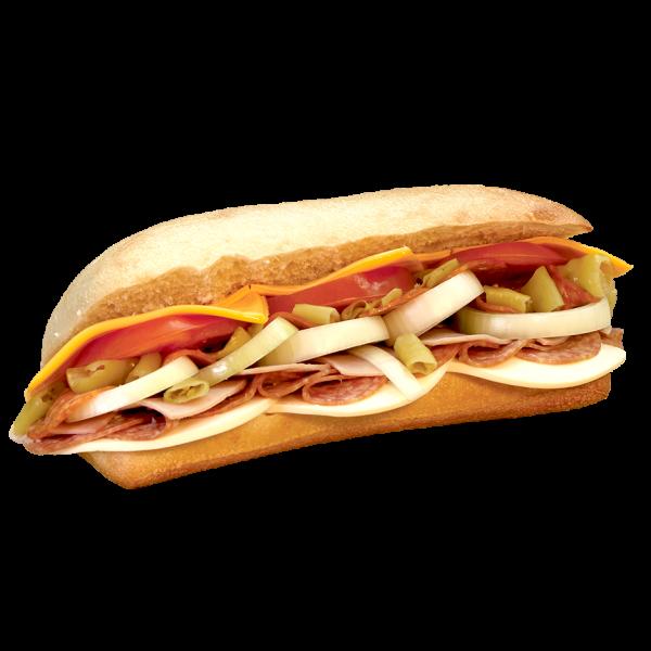 Point Meat Sandwich